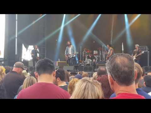 Matt Mays - Wild Horses (Rolling Stones cover) - Toronto (July 2, 2017)