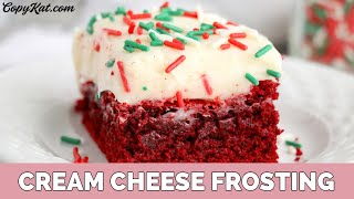 How To Make Cream Cheese Frosting