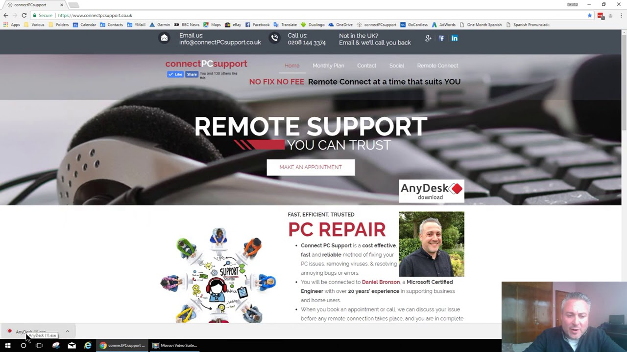 connectPCsupport