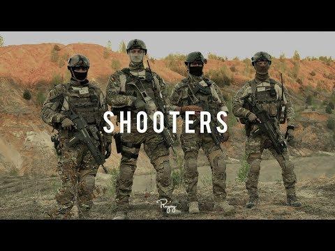 Shooters - Thrilling Rap Beat  Free Dark Hip Hop Instrumental    Hussam Instrumentals