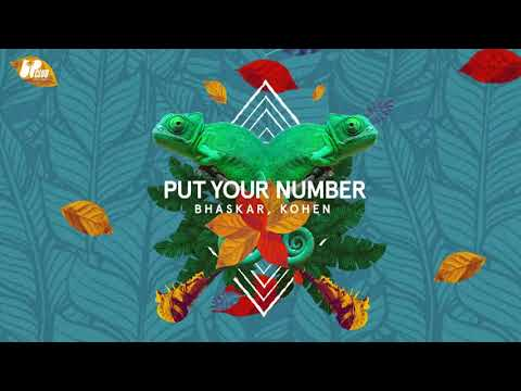 Bhaskar, Kohen - Put Your Number