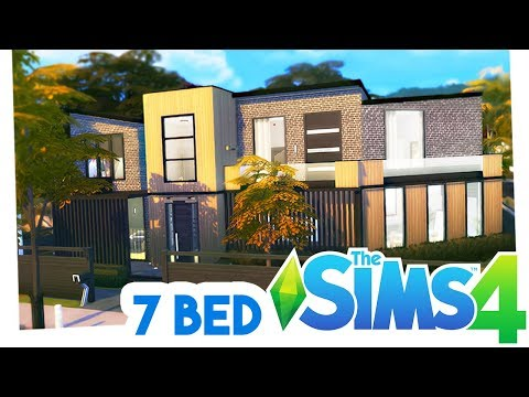 One of you asked for this home, you're welcome - The Sims 4 thumbnail