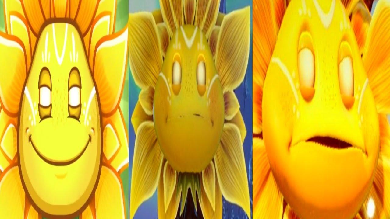 Pvz Garden Warfare 2 All Sunflower Queen Final Boss Fights Story Mode Ops