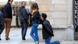 Sniffing Girls PRANK (Sadam)