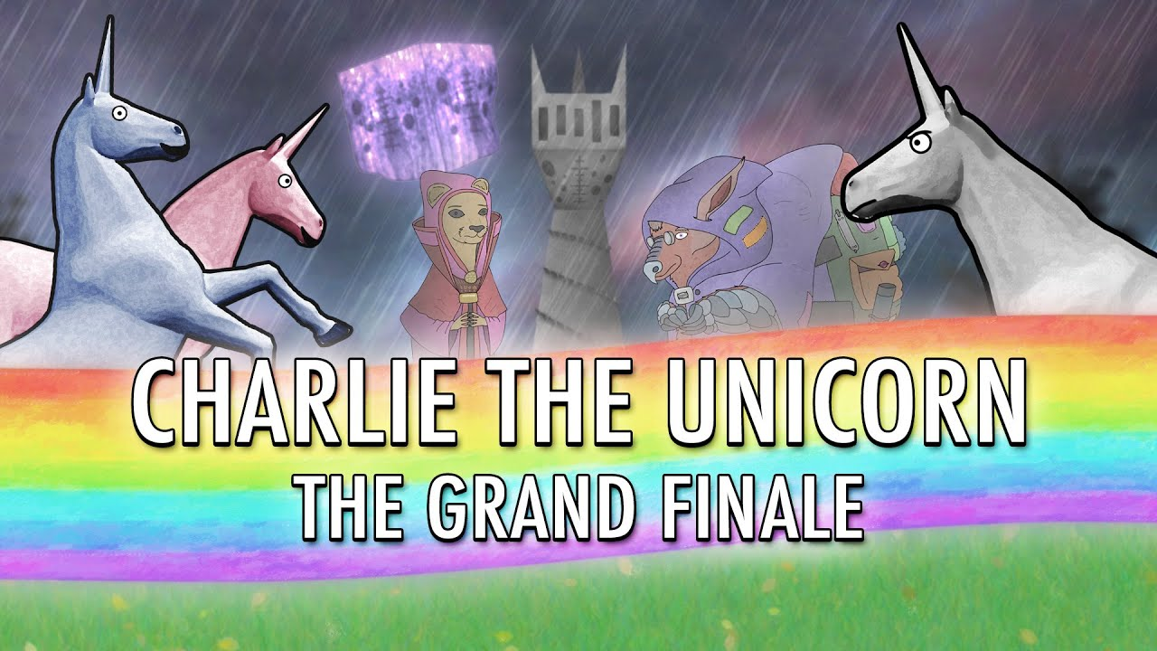 Download Charlie the Unicorn: The Grand Finale (COMPLETE)