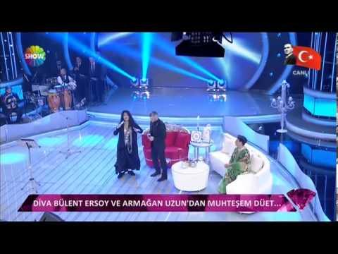 DIVA¸. Bülent Ersoy Show | Işın Karaca & Armağan Uzun | 10.11.2013