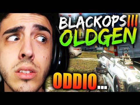 LA MIA PRIMA PARTITA SU BLACKOPS3 PER OLDGEN !!