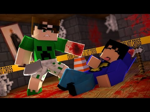 Minecraft: MIKE É UM ASSASSINO! (Murder)