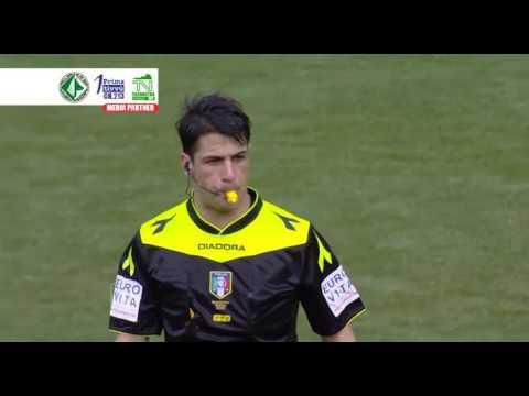 Avellino-Perugia - 0-5 - Giornata 29 - 4 Marzo 2017 - Le azioni salienti