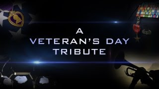 Veterans Day Video - A Veteran's Day Tribute
