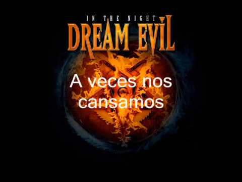 Dream Evil - THE BALLAD (sub. español with lyrics in description)