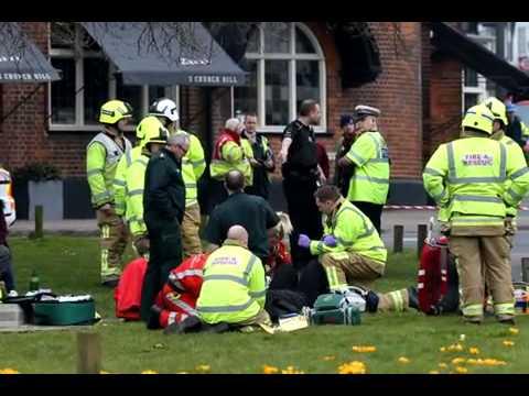 Loughton bus crash
