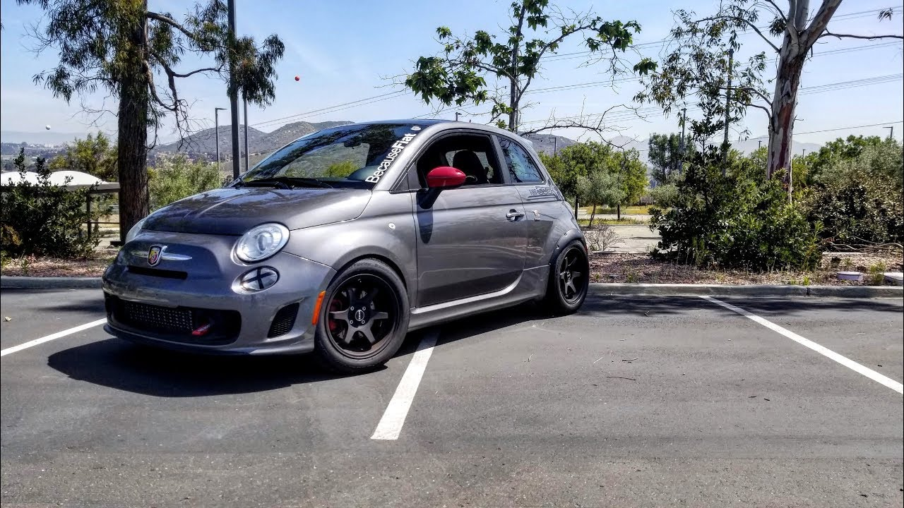 5 BEST ABARTH MODS!!! Best upgrades for your Fiat! - YouTube