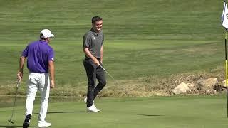 CU Men's Golf Highlights at Mark Simpson Invitational