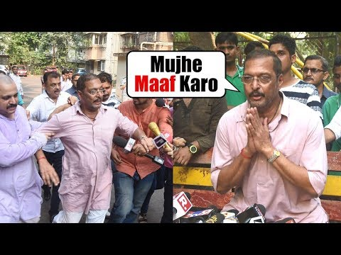 EXCLUSIVE: Nana Patekar SHOCKING REACTION On Tanushree Dutta Controversy