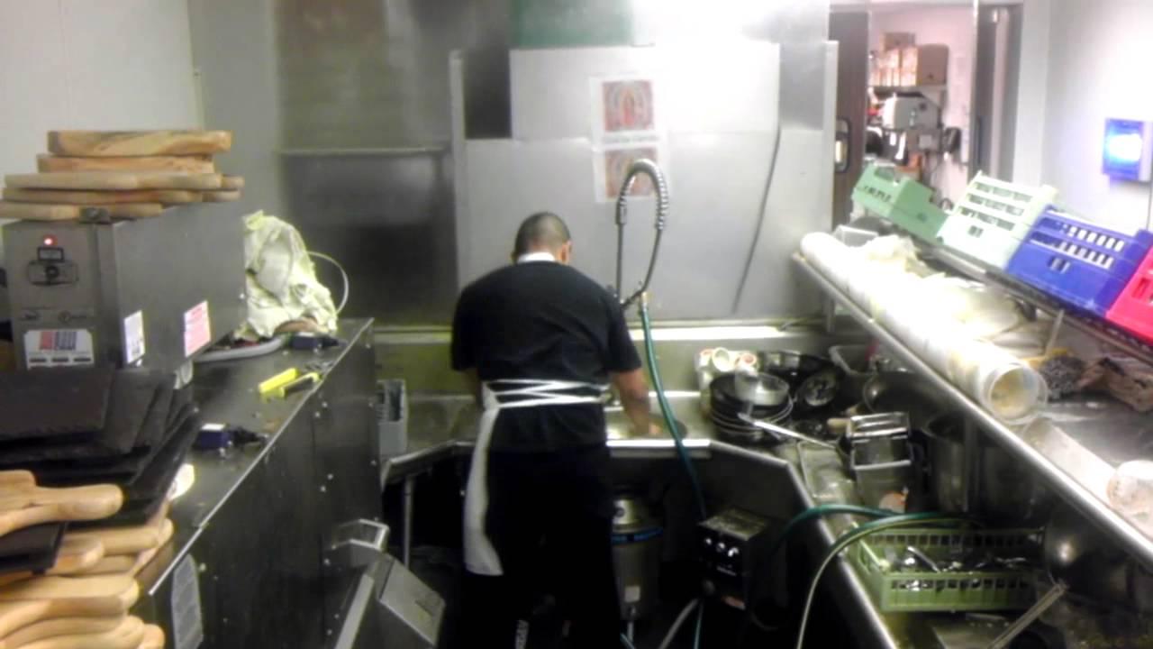 fast dishwasher