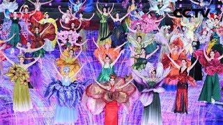 [中国北京世界园艺博览会] 创意服饰展演《绵长的芬芳》 独舞:李祎然 | CCTV中文国际
