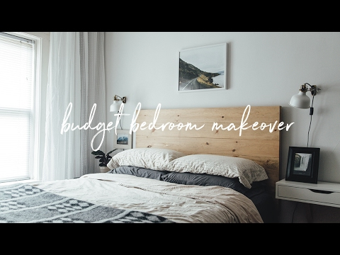 Budget Bedroom Apartment Makeover • Urban Outfitters Inspire