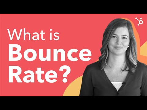 What's a Low Bounce Rate & How to Fix It