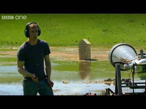 Vortex Cannon! - Bang Goes the Theory Preview - BBC One
