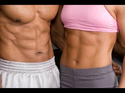 Видеоурок Накачать пресс, убрать жир на животе и уменьшить ...