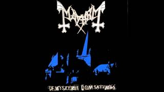 Mayhem - Freezing Moon Cover