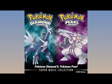 Pokémon Diamond & Pearl - Jubilife City (Day)