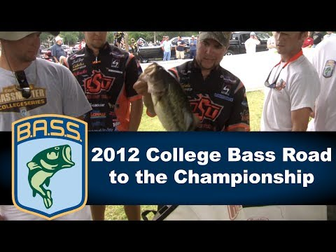 College Bass Regionals 2012