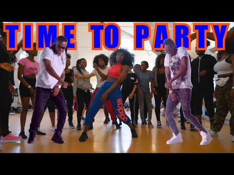 download flavour time to party
