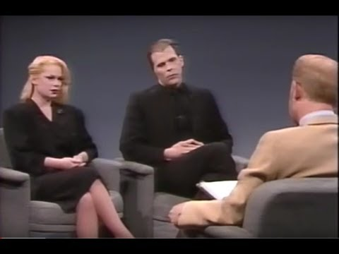 The First Family of Satanism - Nikolas and Zeena Schreck interviewed by Bob Larson