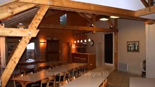 location salle auvergne dans le Puy de Dome 63