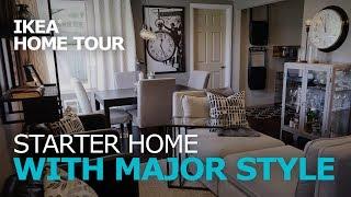 Awkward Living Room Design Ideas - IKEA Home Tour (Episode 313)