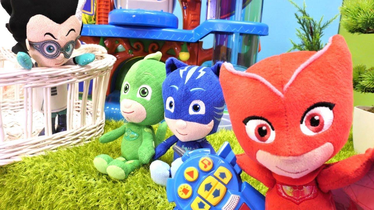 Герои в Масках против Ромео! Супергерои в видео для детей ...