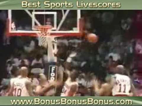 1994-95 NBA Top 10 blocks