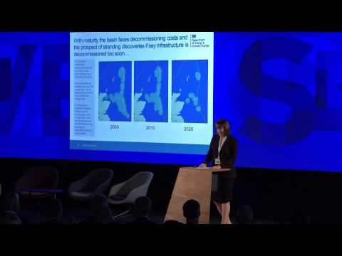 Stefanie Murphy - Developing the Oil and Gas Industry around the North Sea