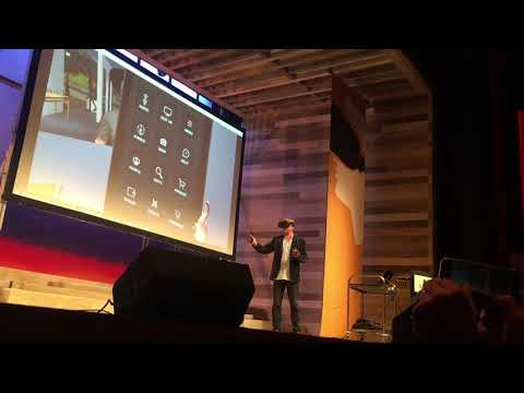Philip Rosedale & High Fidelity @ VR Days Amsterdam - Part 2: fun stuff to do in VR using Blockchain
