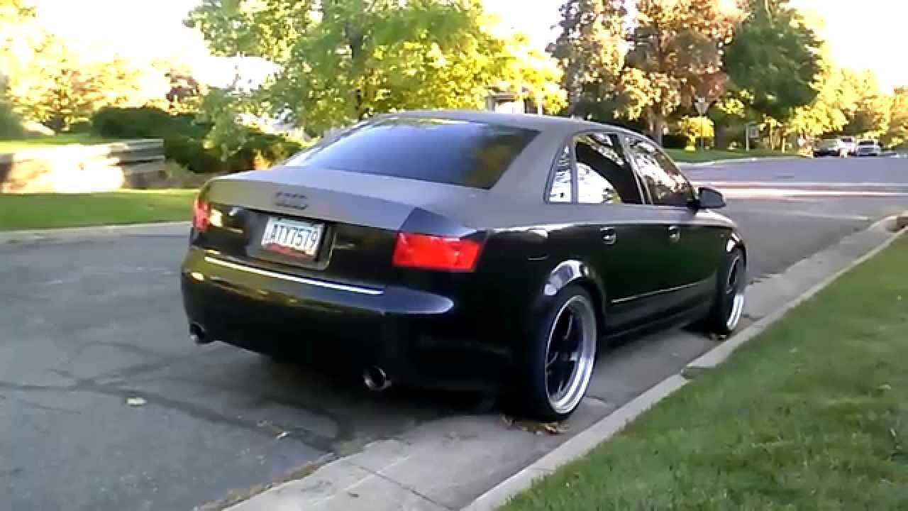 B6 Audi A4 1 8t Exhaust