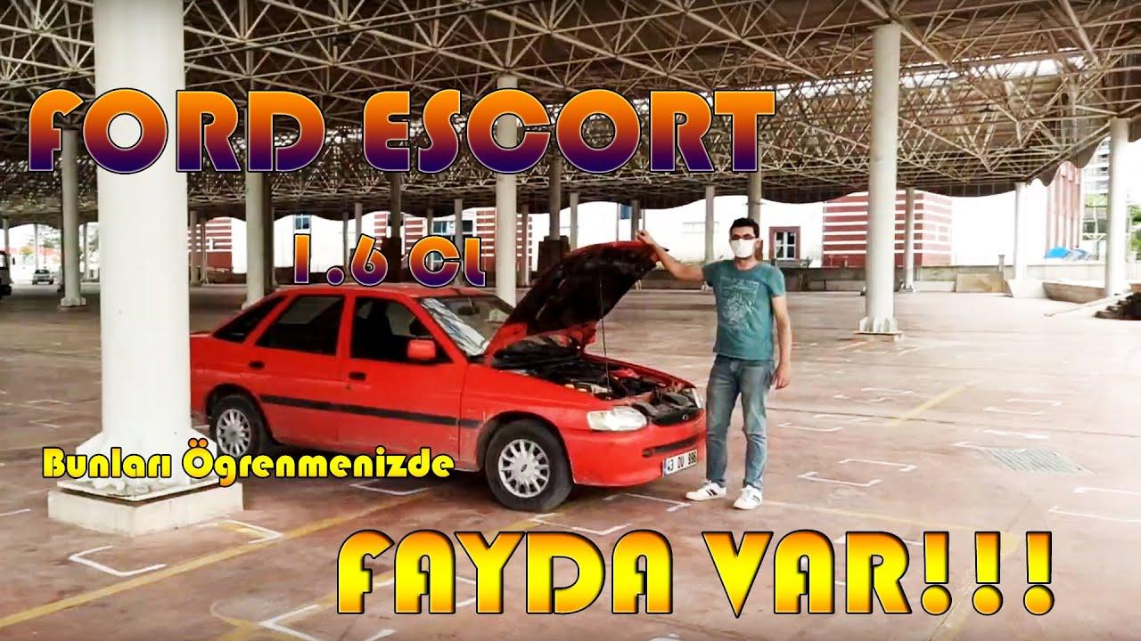 ford escort 1 6 cl 1996 teknik bilgiler ve bilinmesi gerekenler