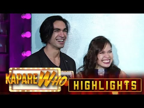 Carlos Agassi joins KapareWho! | It's Showtime KapareWho