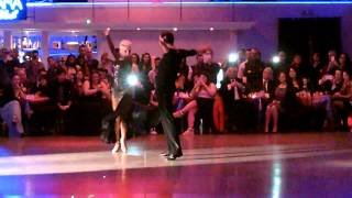 First time in Naples - Michael Malitowski & Joanna Leunis - Paso Doble