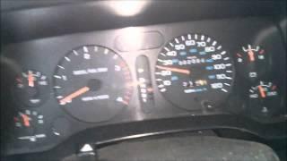 Dodge RAM tachometer jumping
