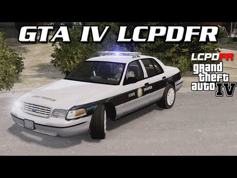 GTA IV LCPDFR MP - North Carolina Highway Patrol