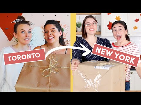 We Did A DIY Fall Decor Thrift Flip Challenge With The Sorry Girls