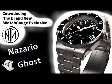 Brand New WatchGauge Exclusive -  NTH Nazario Ghost