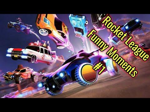 Rocket League Funny Moments #1 (Ger/PS4)