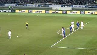 EAFF E−1フットボールチャンピオンシップ2017 12月16日 日本ー韓国 @味の素スタジアム