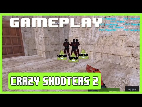 Crazy Shooters 2 Gameplay