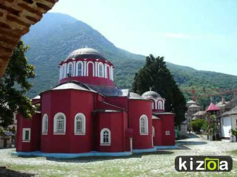 Mount Athos Greece..A Place Where Angels Dwell.Part 2