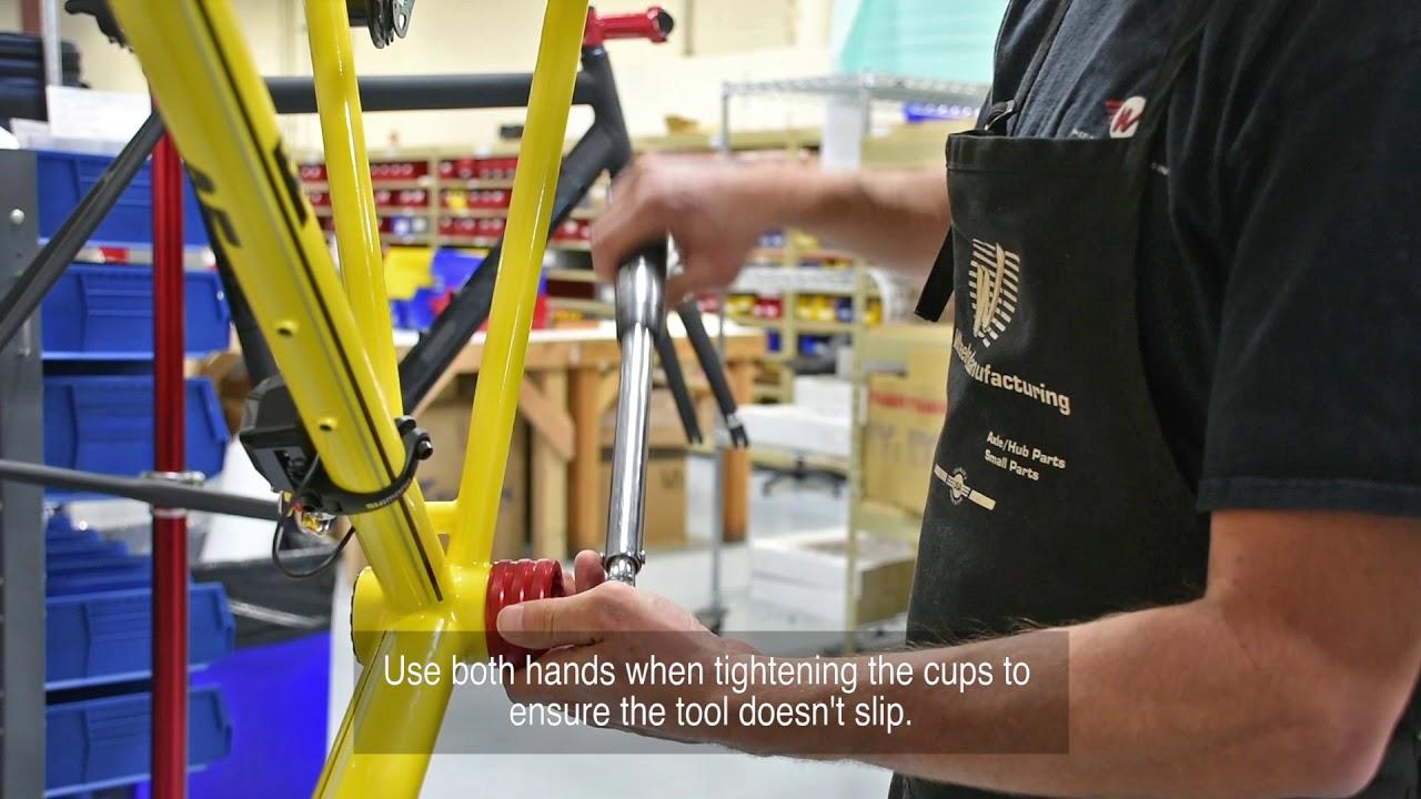 Wheels Manufacturing BB Tool-48-44 Bottom Bracket Socket Tool