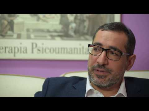 INTERVISTA   LUCA NAPOLI - 01 - MOTIVAZIONI PSICOTERAPIA